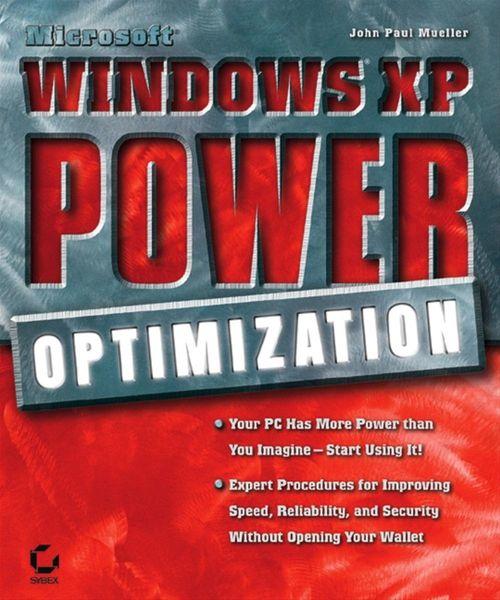 MicrosoftWindowsXP Power Optimization
