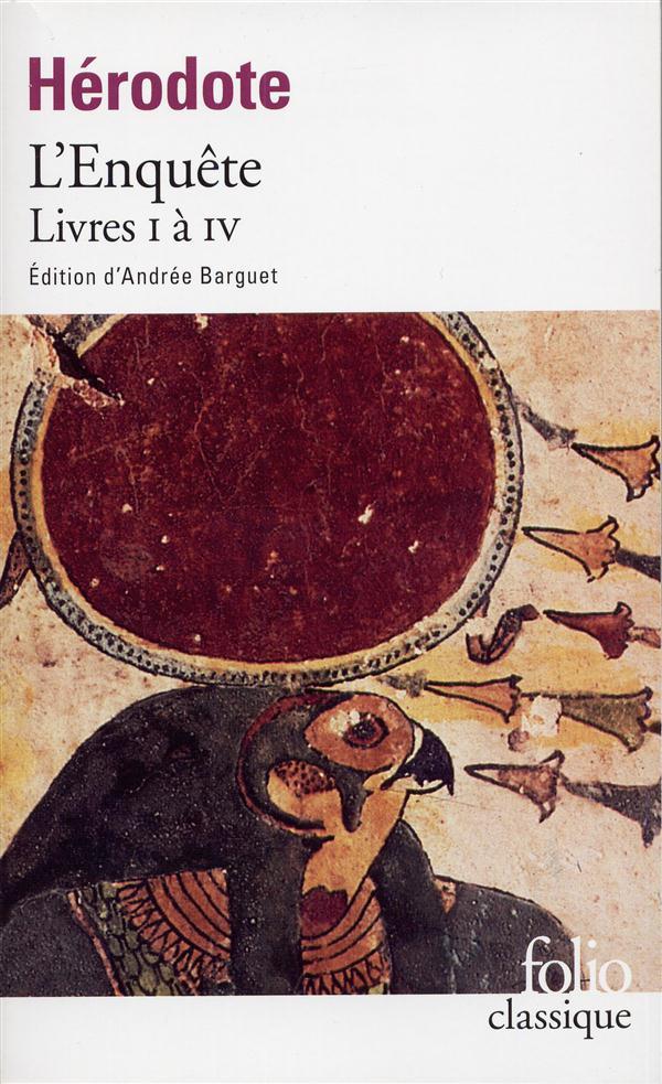 L'Enquete T.I A Iv