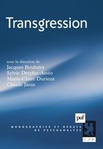 Vente EBooks : Transgression  - Jacques Bouhsira - Marie-Claire Durieux - Claude Janin - Sylvie Dreyfus-Asséo