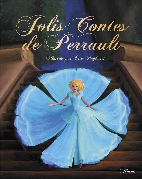 Jolis contes de Perrault