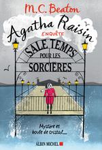 Vente Livre Numérique : Agatha Raisin enquête 9 - Sale temps pour les sorcières  - M. C. Beaton