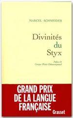 Divinités du Styx ; contes fantastiques