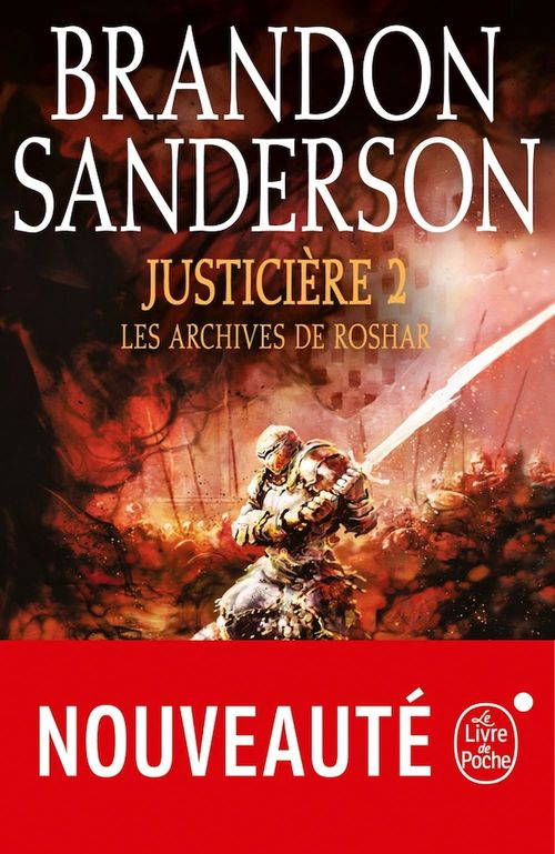 Les archives de Roshar T.3 ; justicière t.2