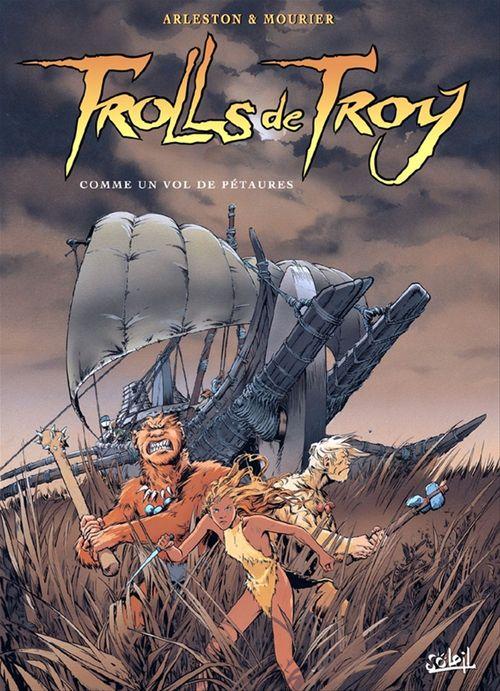Trolls de Troy T03  - Christophe Arleston  - Jean-Louis Mourier