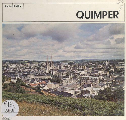 Quimper (Finistère, 29)  - Lucien Le Cam