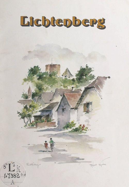 Lichtenberg  - Fritz Eyer