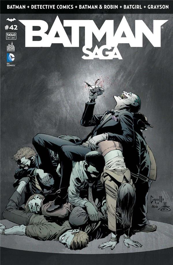 Batman saga n.42