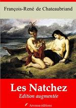 Vente Livre Numérique : Les Natchez - suivi d'annexes  - François-René de Chateaubriand