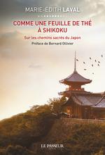 Vente EBooks : Comme une feuille de thé à Shikoku  - Marie-edith Laval
