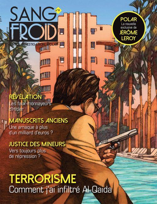 Sang-froid N.11 ; terrorisme