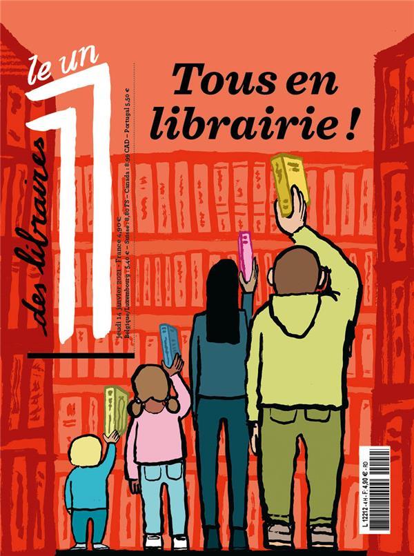 Le 1 des libraires ; tous en librairie