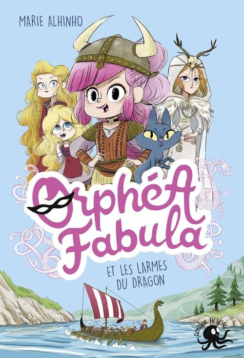 Vente EBooks : Orphéa Fabula et les larmes du dragon  - Marie ALHINHO