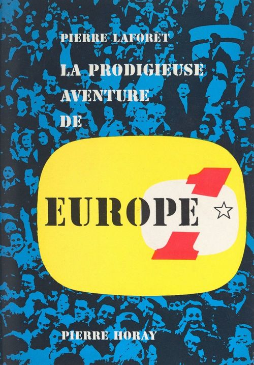 La prodigieuse aventure d'Europe N°1