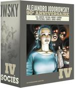Jodorowsky ; 90 ans ; coffret vol.4