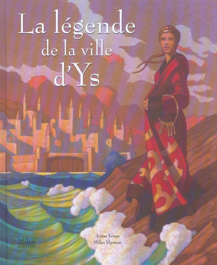 La legende de la ville d'ys