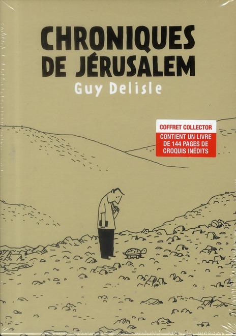 Chroniques de Jérusalem ; coffret