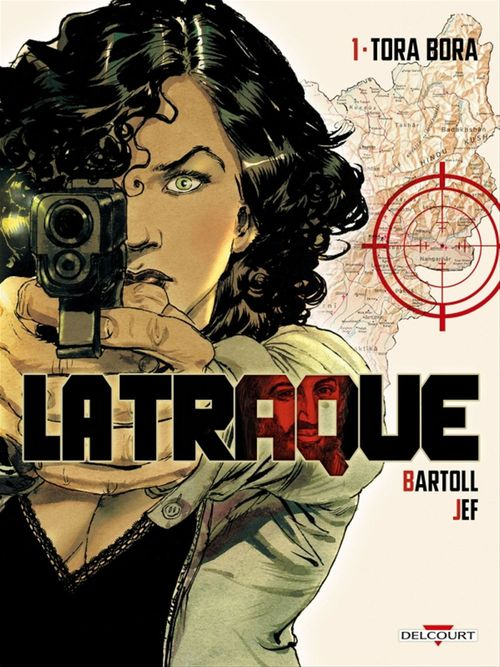 La Traque T01  - Jean-Claude Bartoll  - Jef