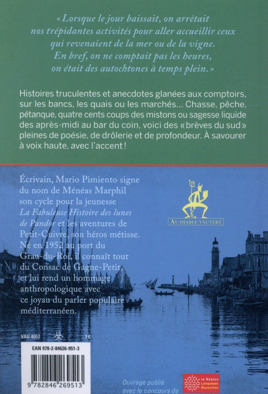 Le Consac de Gagne-Petit ; brèves histoires d'un port méditerranéen