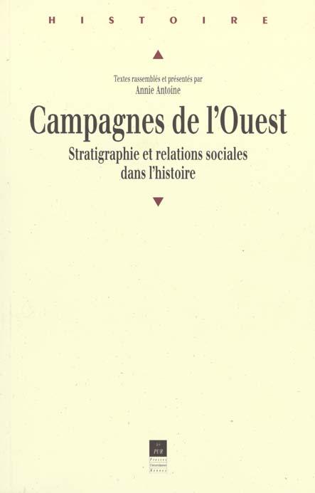 Campagnes de l ouest
