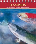 Vente Livre Numérique : Le saumon  - Michel Quintin