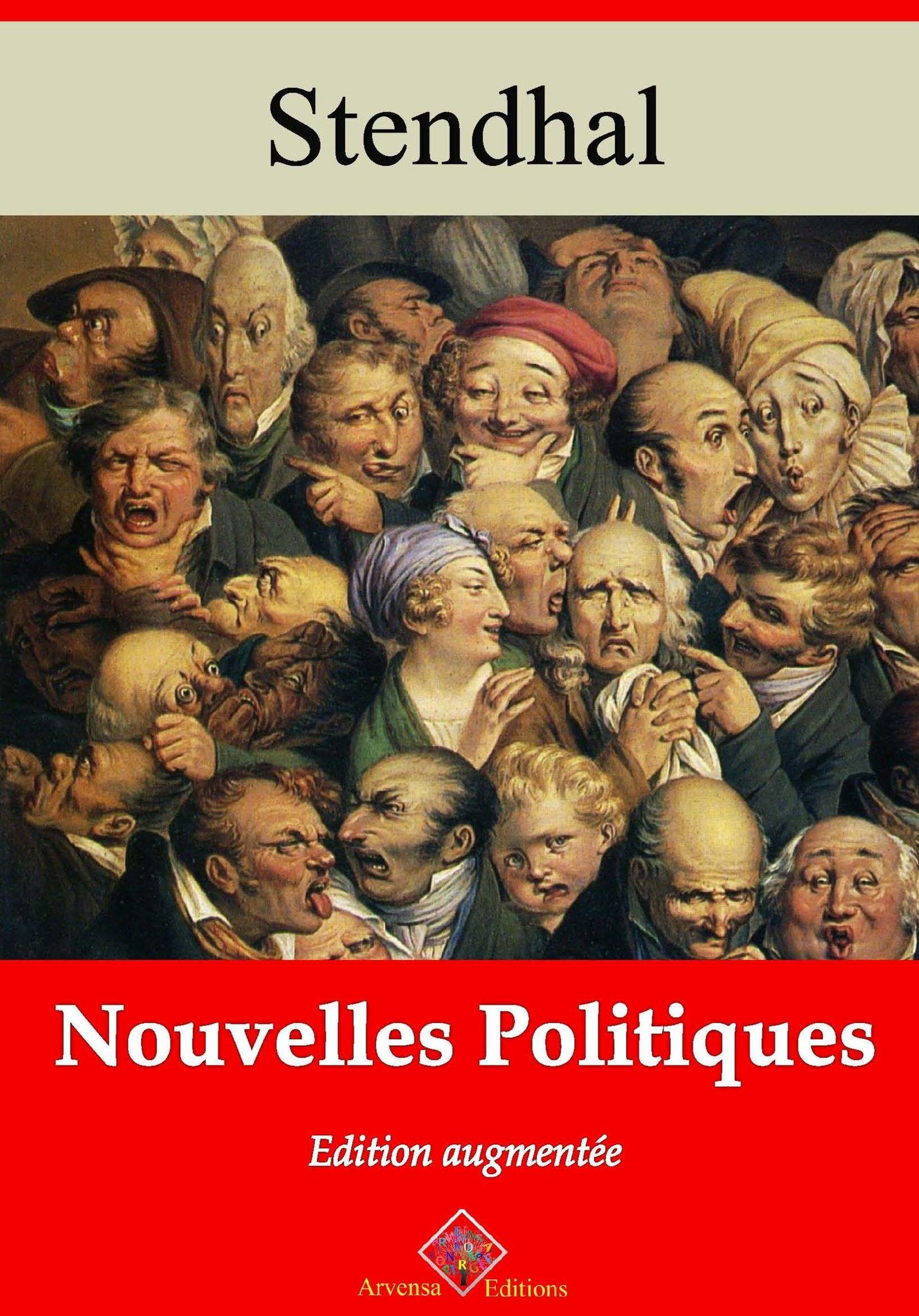 Vente Livre Numérique : Nouvelles politiques - suivi d'annexes  - Stendhal