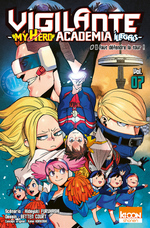 Vente Livre Numérique : Vigilante - My Hero Academia Illegals T07  - Kohei Horikoshi - Court Betten - Hideyuki Furuhashi