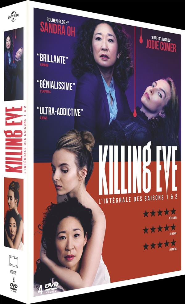 Killing Eve - Saisons 1 & 2