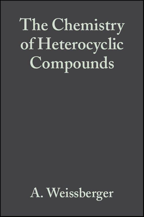 Special Topics in Heterocyclic Chemistry
