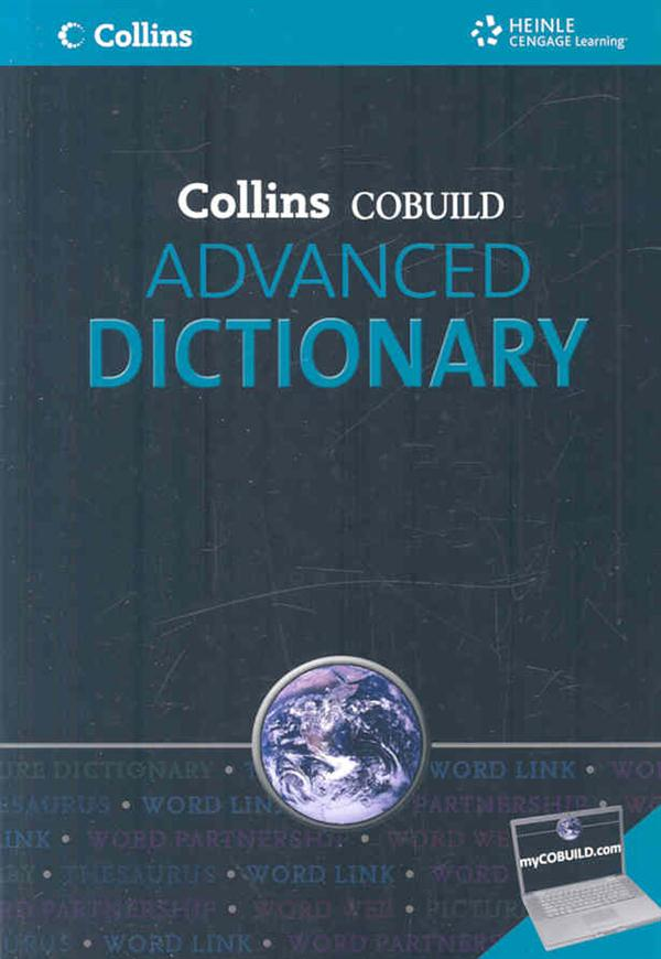 Collins cobuild advanced dictionary : paperback with cd-rom and - mycobuild.com.access
