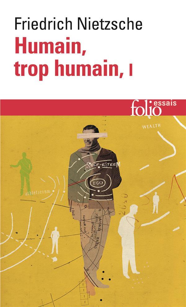 humain, trop humain t.1 ; un livre pour esprits libres