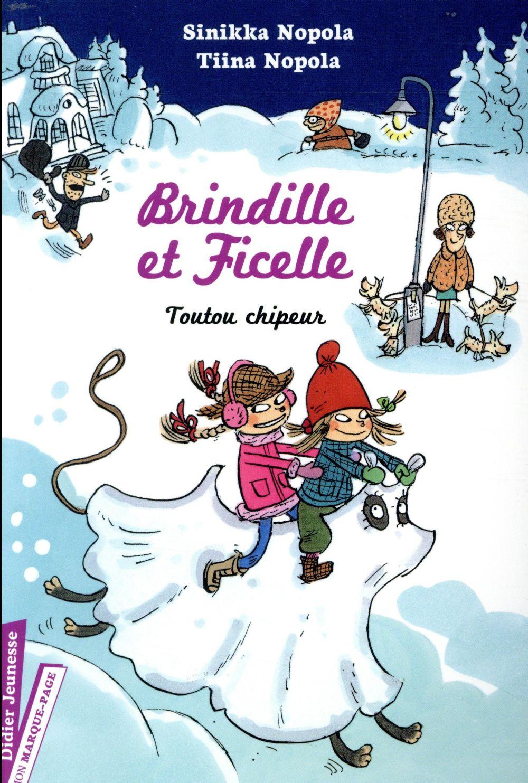 Brindille et Ficelle T.3 ; toutou chipeur