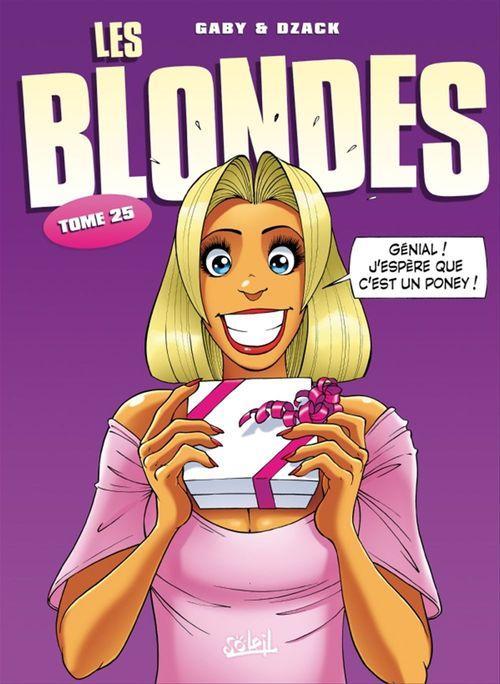 les blondes t.25