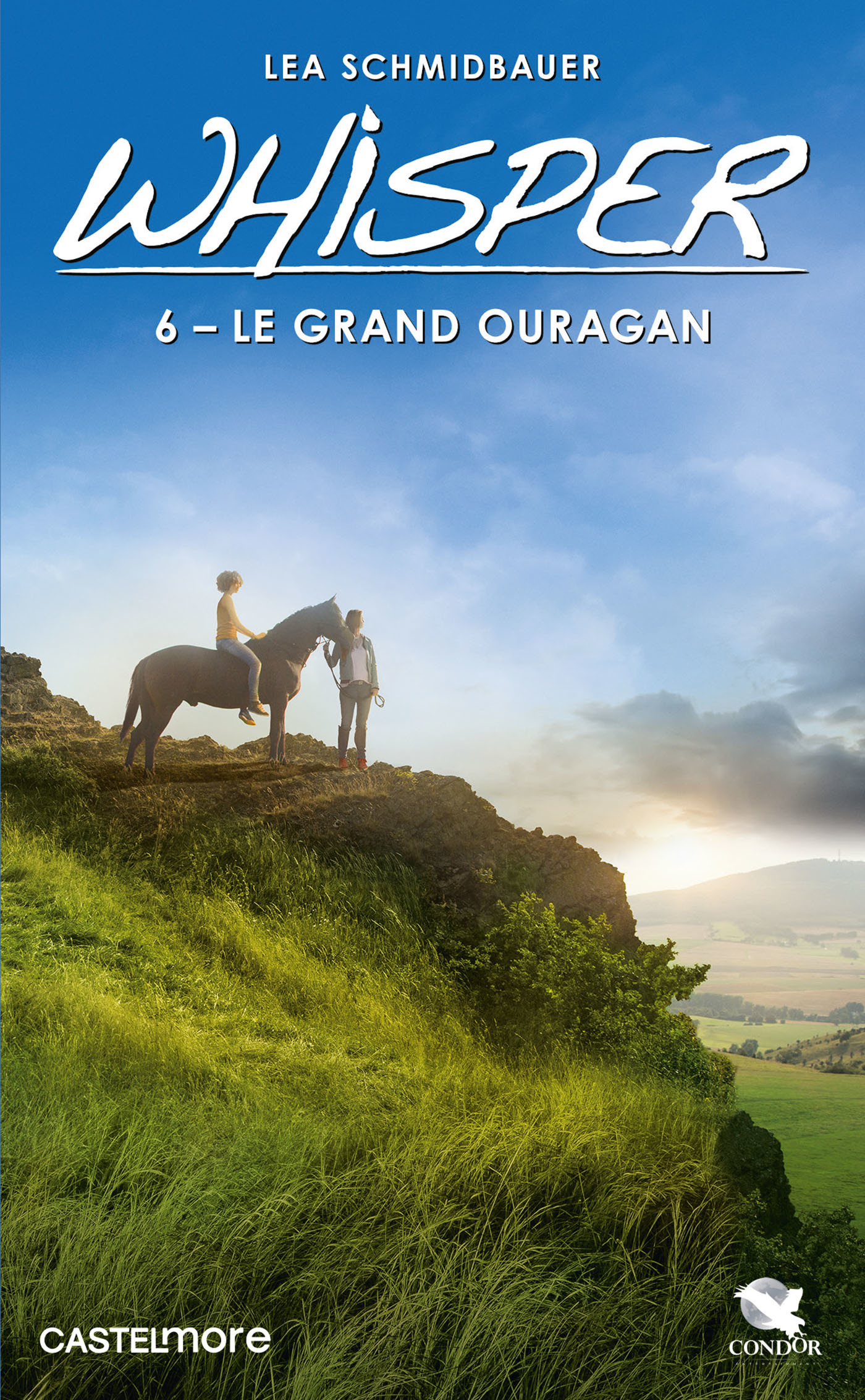 Whisper T.6 ; le grand ouragan