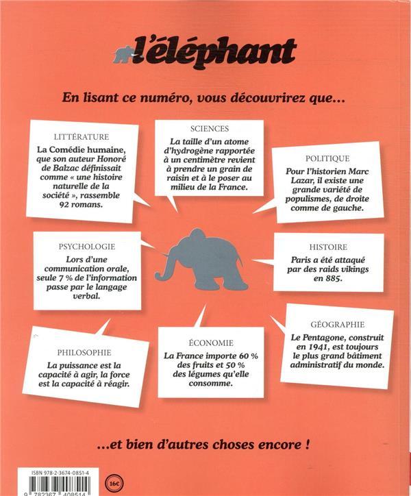 L'elephant n.32