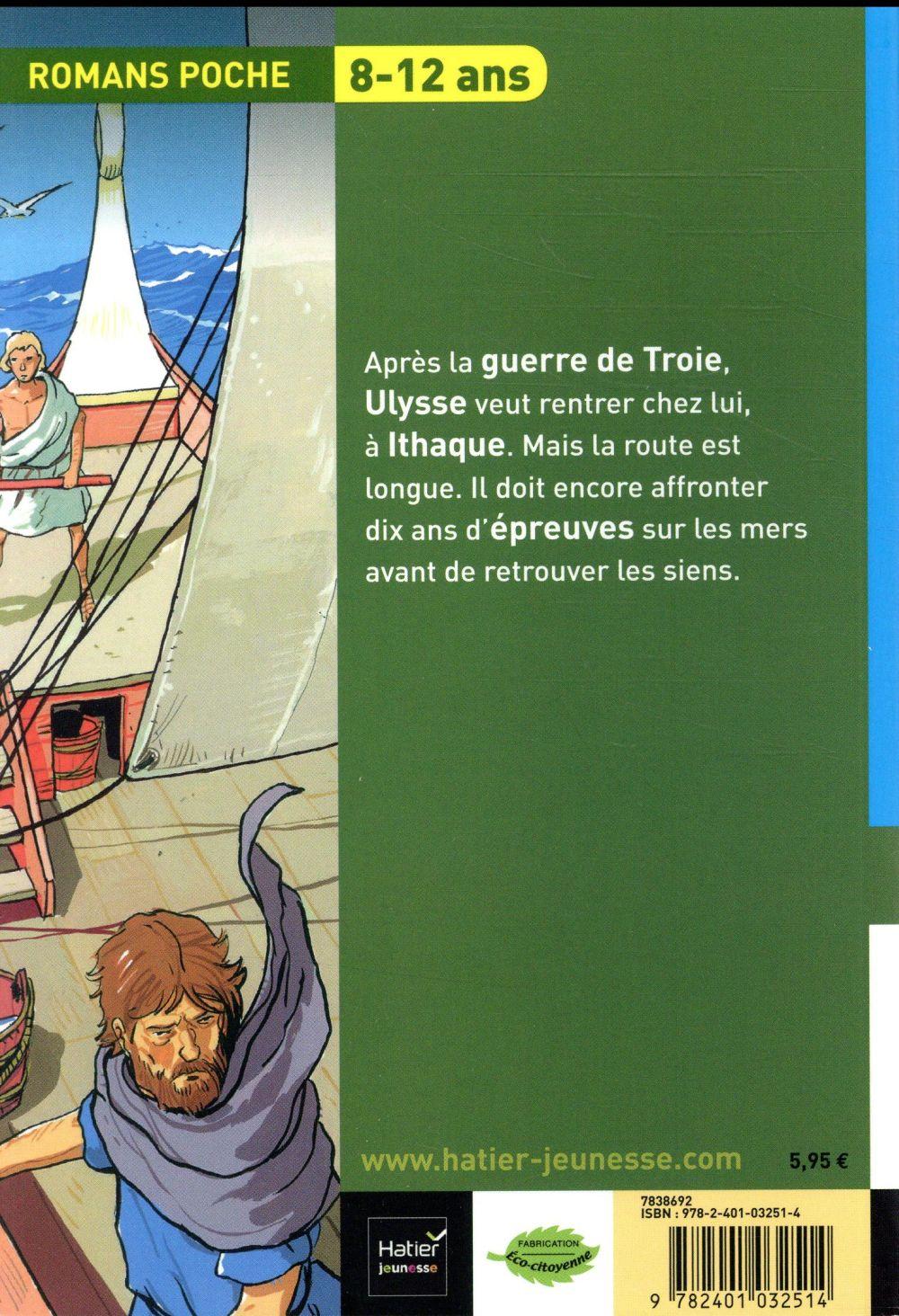 Mythologie & histoires de toujours ; l'Odyssée