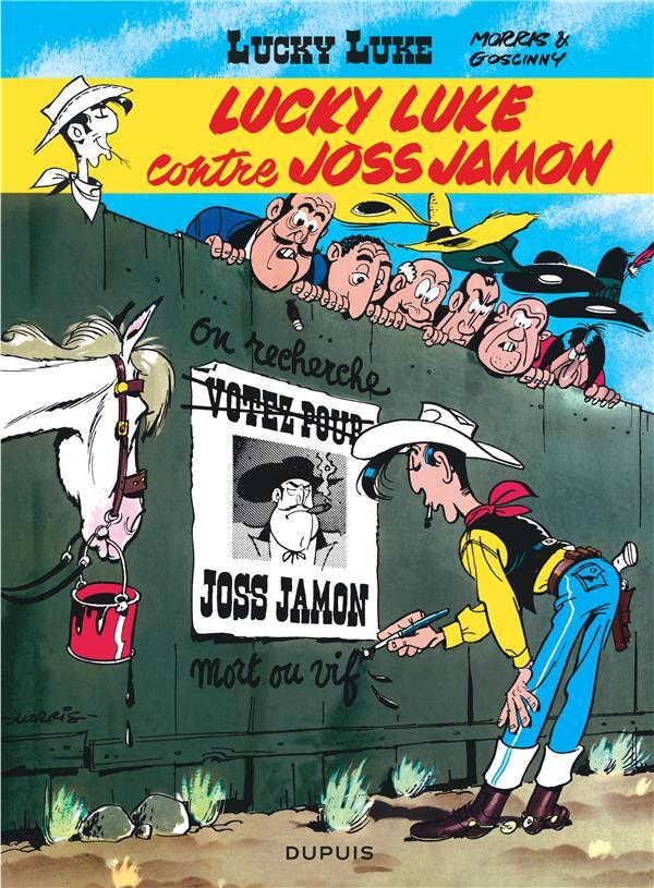 Lucky Luke T.11 ; Lucky Luke Contre Joss Jamon