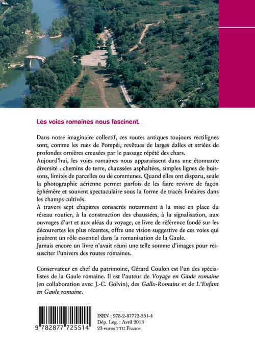 Les voies romaines en Gaule