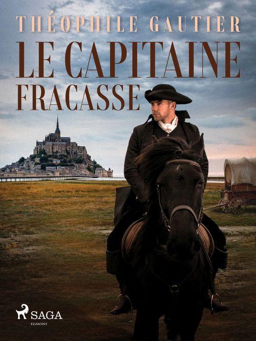 Vente Livre Numérique : Le Capitaine Fracasse  - Théophile Gautier