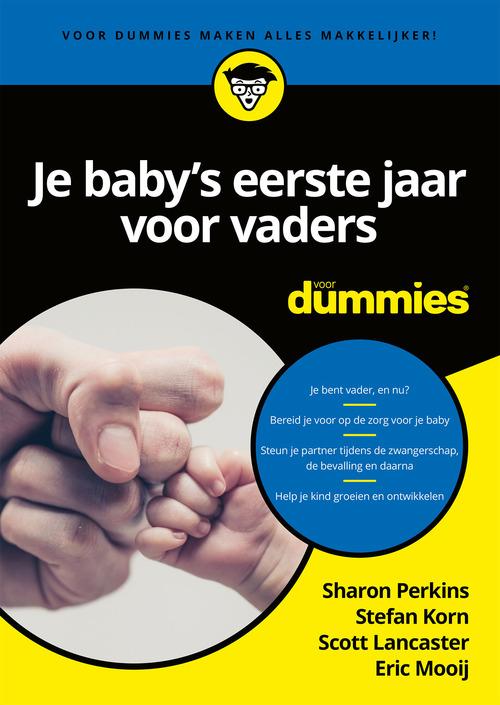 Je baby´s eerste jaar voor vaders voor Dummies