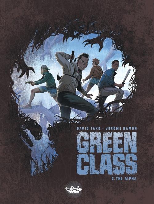 Green Class - Volume 2 - The Alpha