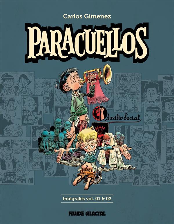 PARACUELLOS  -  COFFRET T.1 ET T.2