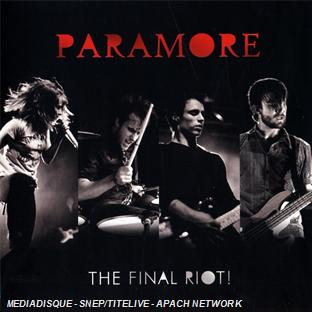 the final riot !