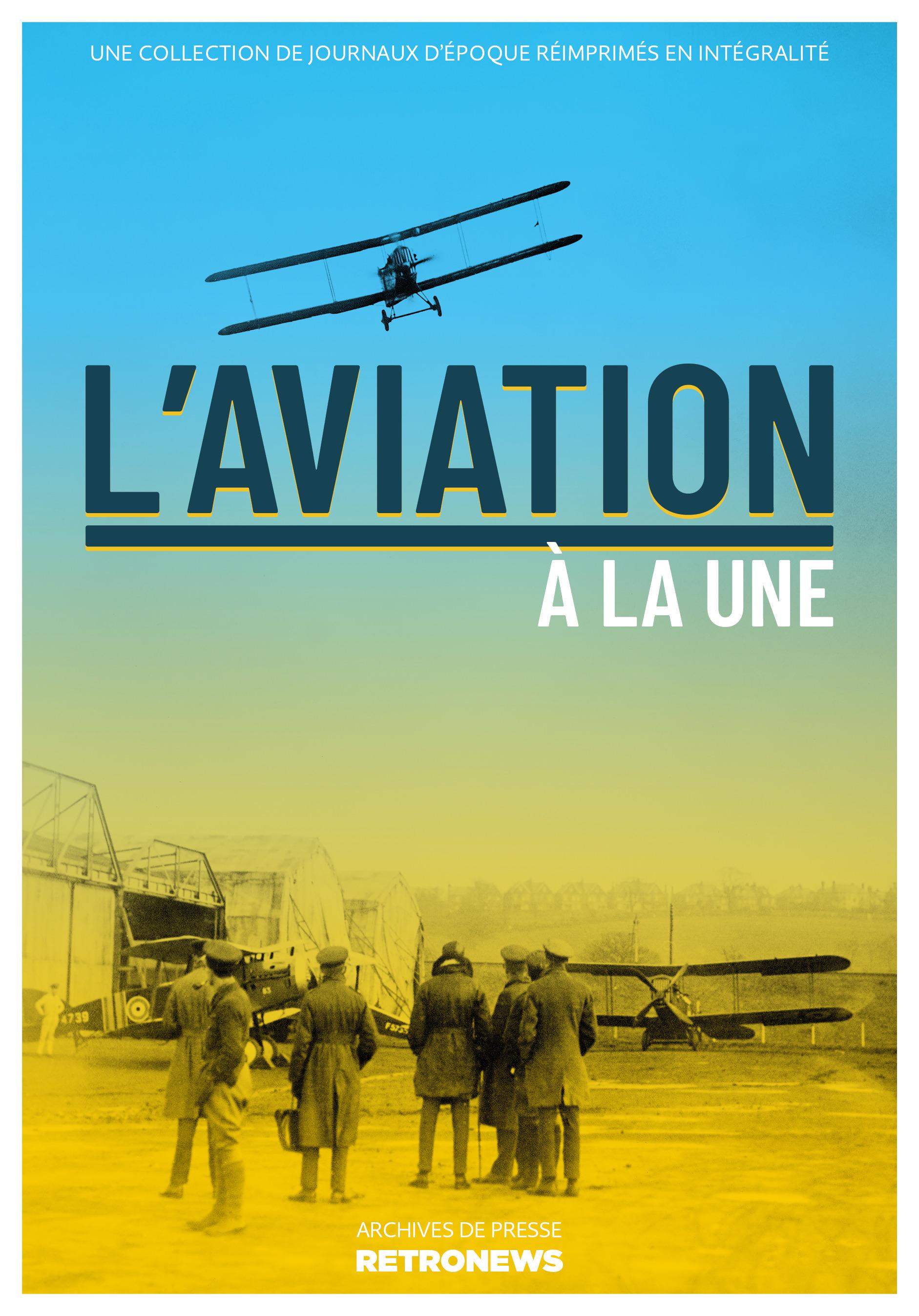 L'aviation à la une