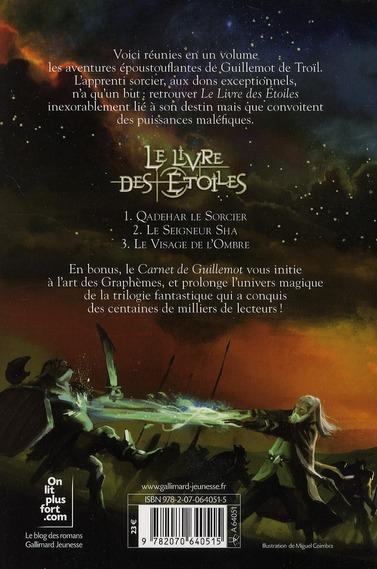 Le livre des étoiles ; INTEGRALE T.1 A T.3