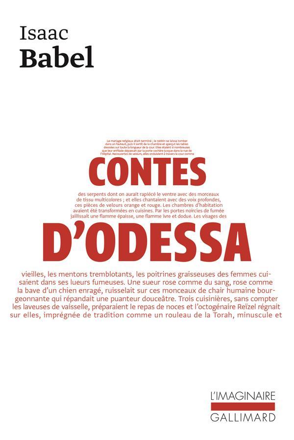 Contes d'Odessa