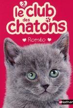 Couverture de Le club des chatons t.2 ; roméo