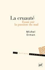 Vente EBooks : La cruauté  - Michel ERMAN