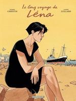 Vente Livre Numérique : Le Long voyage de Léna - Tome 1  - Pierre Christin