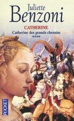 Couverture de Catherine des grands chemins t.4