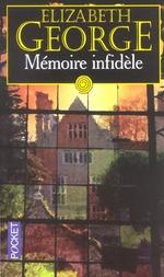 Couverture de Memoire infidele